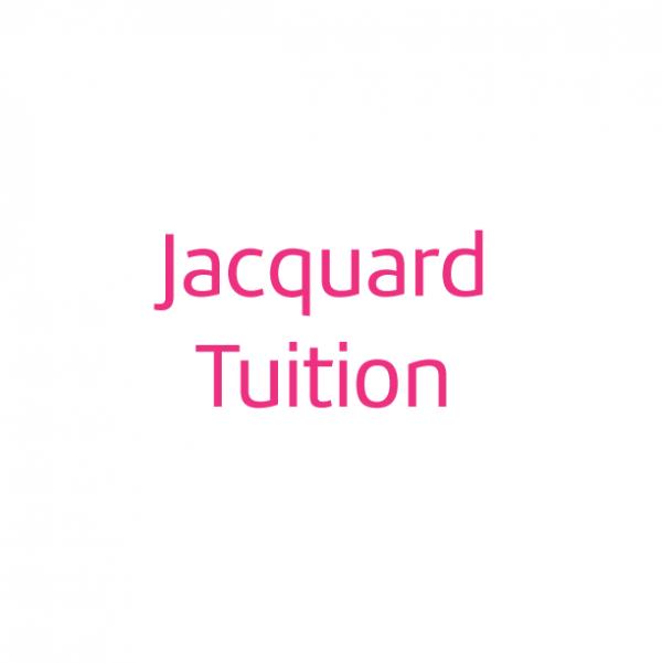 Class option Jacquard tuition