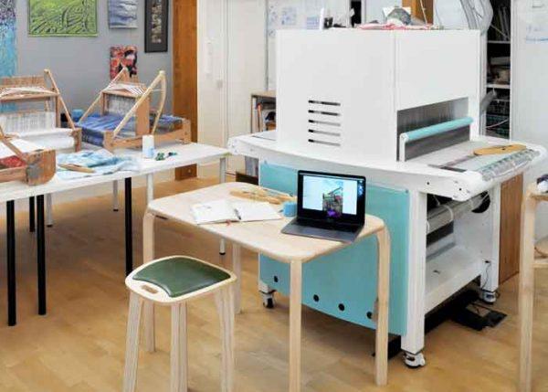 Tc2 digital loom in studio