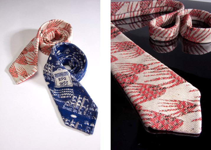 Handwoven ties