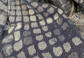 fabric for shawl or top
