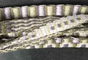 Tablet Woven Neck Band