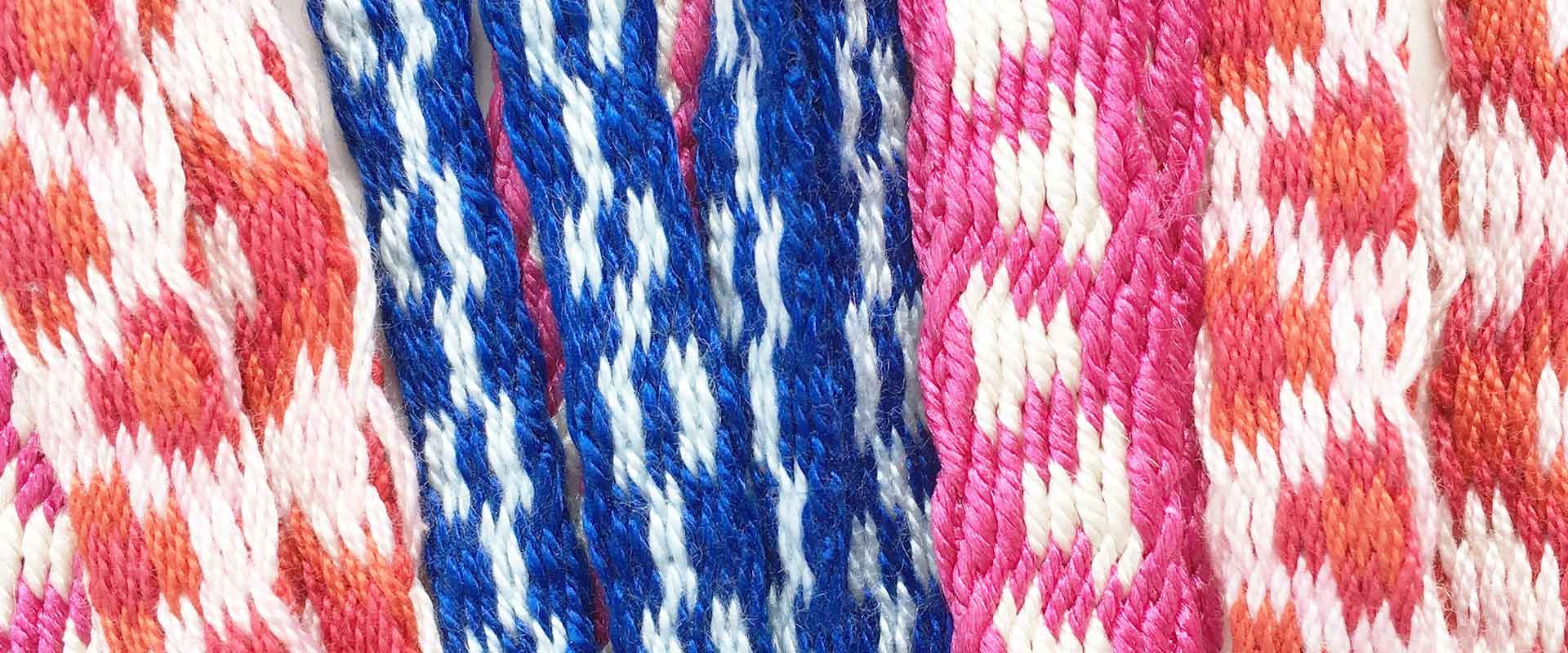 tablet woven bands